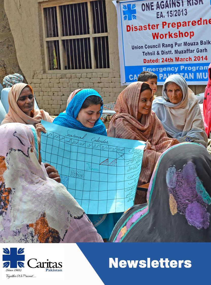 Newsletters – Caritas Pakistan